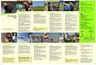 Veranstaltungsprogramm 2013 - Naturpark Südschwarzwald