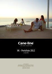 VK - Preisliste 2012 - Strandkorb & Co.