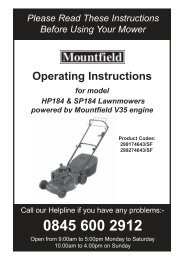 HP454 & SP454 111109_EN-IT_F.pmd - Service Link