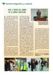 Turismo linguístico y Cultural - TAT Revista