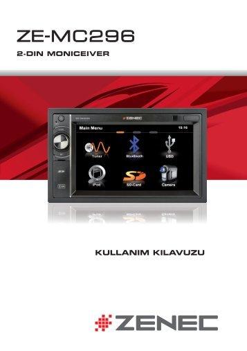 ZE-MC296 - Zenec