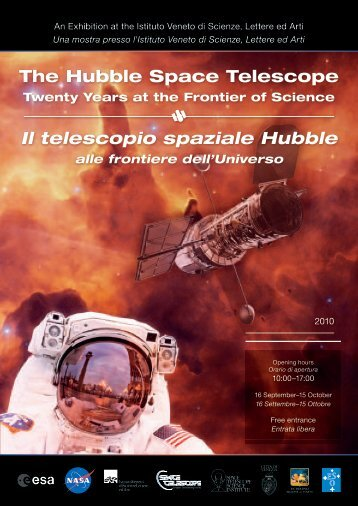 An Exhibition at the Istituto Veneto di Scienze - ESA/Hubble