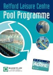 Retford Leisure Centre