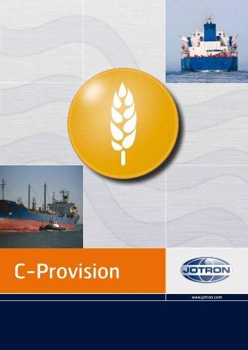 C-Provision - Jotron