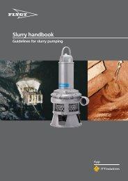 Flygt slurry handbook - Water Solutions