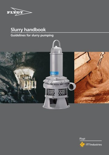 Flygt slurry handbook - Water Solutions