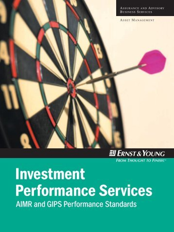 Investment Performance Services