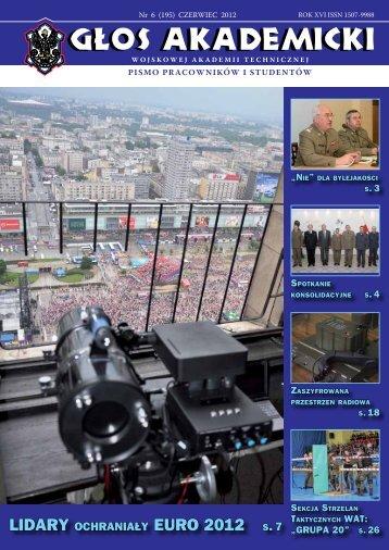 """WÃ…Â'adze DziekaÃ…Â""""skie WydziaÃ…Â'u Cybernetyki 2012-2016 - Wojskowa ..."""