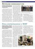 """WÃ…Â'adze DziekaÃ…Â""""skie WydziaÃ…Â'u Cybernetyki 2012-2016 - Wojskowa ... - Page 6"""