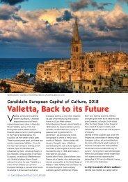 Valletta, Back to its Future