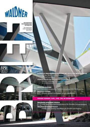 WALDNER Brief - Nr. 172.pdf - Waldner Firmengruppe