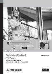 TH SX-Serie - Stulz GmbH