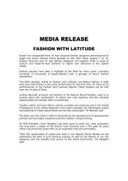 Fashion With Latitude - Ekka