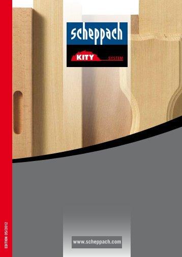Catalogue Kity - Scheppach