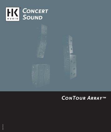 ConTour Array™