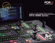 HVS-4000 Series - Magna Systems & Engineering