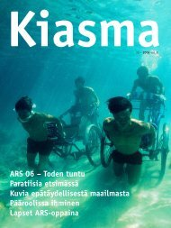 Lataa kiasma-lehti 30 PDF-versiona