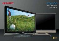 LC15S5H Brochure - Sharp Corporation of New Zealand