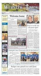 May 24, 2013 - Southbridge Evening News