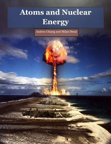 Atoms and Nuclear Energy - the Scientia Review