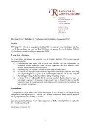 Richtlijn 650 Fondsenwervende instellingen (aangepast 2011)