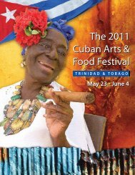 The 2011 Cuban Arts & Food Festival - Y Art Gallery