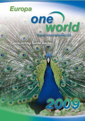 Europa - one world Travel - Paketreisen