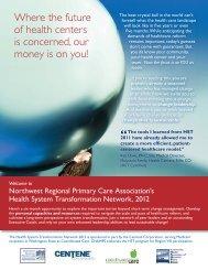 HST Brochure FEB-2012 Screen.indd - Community Health ...