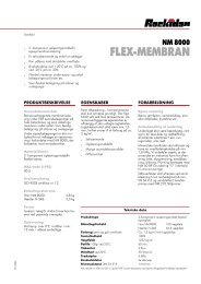 NM 8000 Flex-Membran.pdf - Rockidan