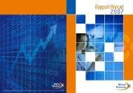 Rapport Annuel 2007 - Maroc Telecom