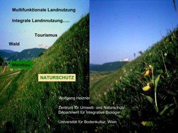 Multifunktionale Landnutzung