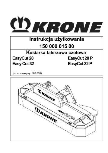 Instrukcja użytkowania 150 000 015 00 - Agromix