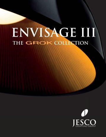 ENVISAGE III(12.08).indd - Jesco Lighting