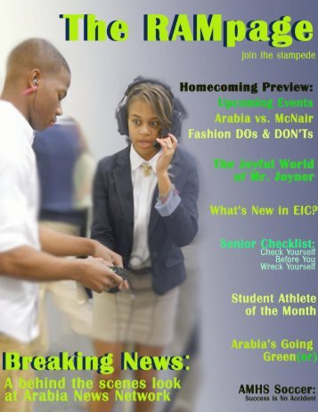 Inside this Issue - DeKalb County Schools