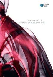 Dürkopp Adler Broschüre Nähtechnik für ... - Durkopp Adler AG