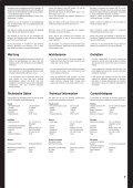 RWM-1 HH / RWM-1 HS / RWM-2 HH - Reloop - Page 7