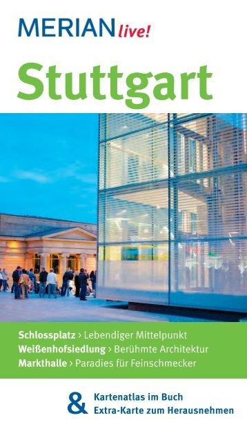 Stuttgart live! - MERIAN Shop