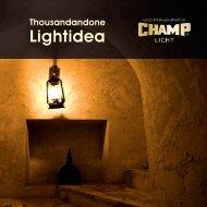 Broschure 2011 - Champ Licht GmbH