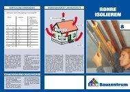 RohRe isolieRen - Mehring