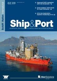 International - Schiff & Hafen