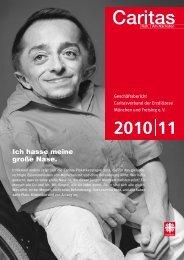 2010 11 - Caritasverband der Erzdiözese München und Freising e.v.