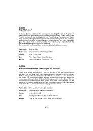 O/66/06 Projektarbeit ...* O/67/06 Naturwissenschaftliche ...