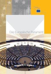 Das Europäische Parlament - Bureau d'information en Belgique du ...