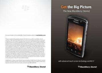 Tips and Tricks for BlackBerry Storm2 - Cellcom
