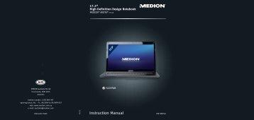 "43 9 cm / 17 3"" Notebook - Medion"