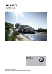 Grundpriser & extrautrustning (PDF) - Bmw