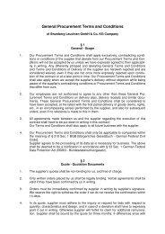 procurement terms Download PDF - Brumberg Leuchten
