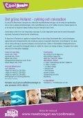 Det grona Holland - cykling och rekreation - Page 2