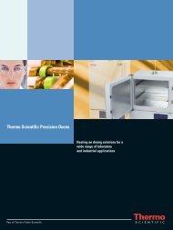 Thermo Scientific Precision Ovens