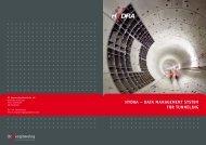 hydra – data management system for tunneling - Strabag AG